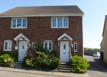 Thumbnail 2 bed semi-detached house for sale in Clos Celyn, Barry