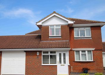 Thumbnail 4 bed link-detached house for sale in Brendon Close, Eastbourne