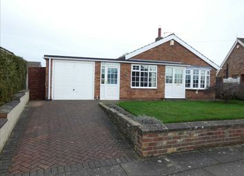 Thumbnail 2 bed detached bungalow for sale in The Oval, Scartho, Grimsby