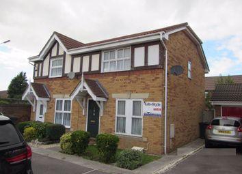 Thumbnail 3 bedroom terraced house to rent in Stevens Walk, Bradley Stoke, Bristol