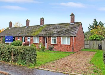 Thumbnail 2 bed semi-detached bungalow for sale in Shotesham Road, Poringland, Norwich, Norfolk