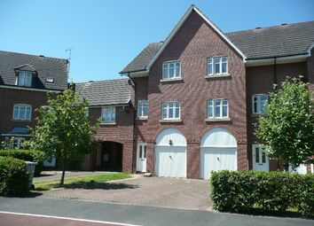 Thumbnail 4 bed town house to rent in Hawksey Drive, Stapeley, Nantwich