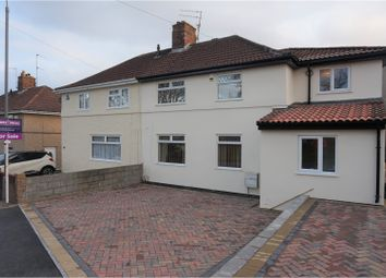Thumbnail 4 bed semi-detached house for sale in Cheddar Grove, Bedminster Down