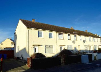 Thumbnail 2 bed end terrace house for sale in Craigie Way, Ayr