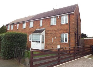 Thumbnail 3 bed semi-detached house for sale in Pindar Road, New Parks, Leicester, Leicestershire