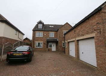 Thumbnail 5 bed detached house for sale in Westgate Road, Belton, Doncaster, Lincolnshire