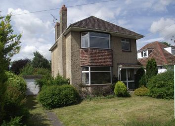Thumbnail 3 bed detached house for sale in Rothesay Road, Dorchester