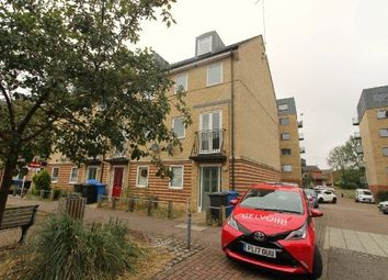Thumbnail 3 bedroom town house to rent in Harland Street, Ipswich