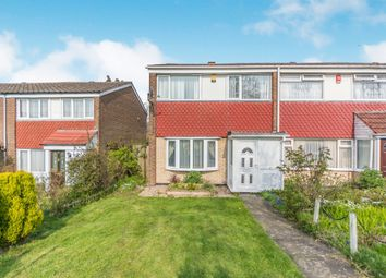 Thumbnail 3 bed end terrace house for sale in Tantallon Drive, Bartley Green, Birmingham