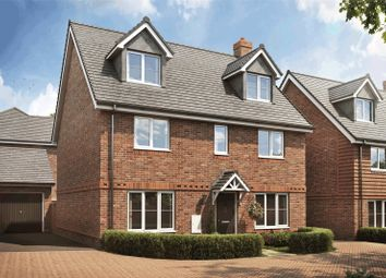 Thumbnail 5 bed detached house for sale in Oak Park, Longmoor Road, Liphook, Hampshire