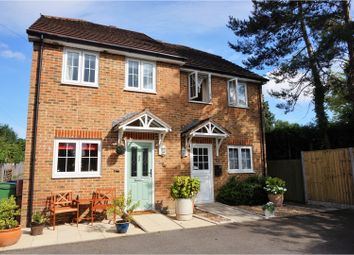 Thumbnail 3 bed semi-detached house for sale in South Lane, Clanfield
