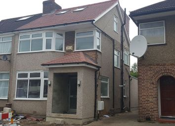 Thumbnail 3 bed flat to rent in Bellamy Dr, London