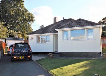 Thumbnail 2 bed detached bungalow for sale in Mount Crescent, Par