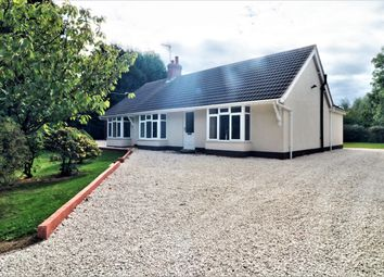 Thumbnail 3 bed bungalow for sale in Marnham Road, Tuxford, Newark