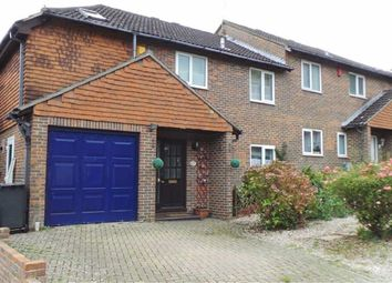 Thumbnail 4 bedroom semi-detached house for sale in Teal Court, St Leonards-On-Sea, East Sussex