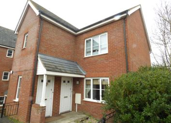 Thumbnail 2 bedroom maisonette for sale in Hughes Croft, Bletchley, Milton Keynes