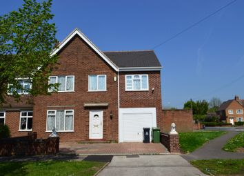 Thumbnail 5 bed semi-detached house for sale in Beacon Road, Willenhall
