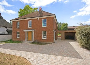 Thumbnail 4 bedroom detached house to rent in The Avenue, Newmarket, Suffolk