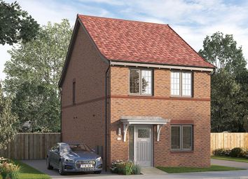 """3 bed detached house for sale in """"The Lorton """" at Steeplechase Way, Market Harborough LE16"""