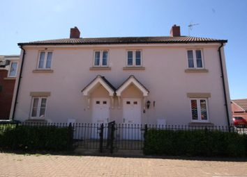 Thumbnail 3 bed semi-detached house for sale in Bowthorpe Drive, Brockworth, Gloucester