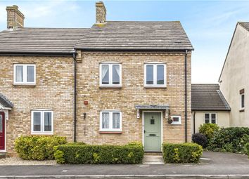 Thumbnail 3 bed end terrace house for sale in Granville Way, Sherborne