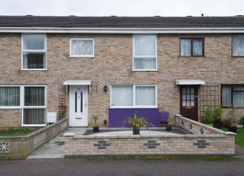 Thumbnail 3 bed terraced house for sale in Sandfields Road, Eynesbury, St. Neots