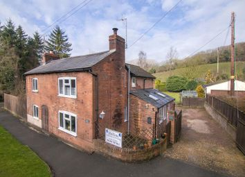 Thumbnail 2 bed semi-detached house for sale in 1 Brook Cottage, Hereford Road, Malvern, Herefordshire