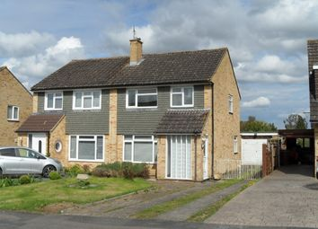 Thumbnail 3 bed semi-detached house to rent in Deanfield Road, Botley, Oxford