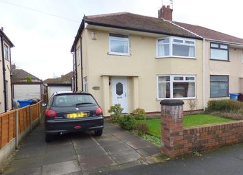Thumbnail 3 bed semi-detached house for sale in Linden Drive, Huyton, Liverpool