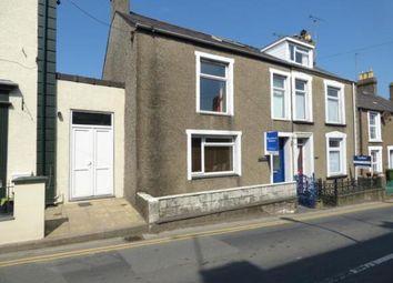 Thumbnail 3 bed terraced house for sale in Stryd Y Ffynnon, Nefyn, Pwllheli, Gwynedd