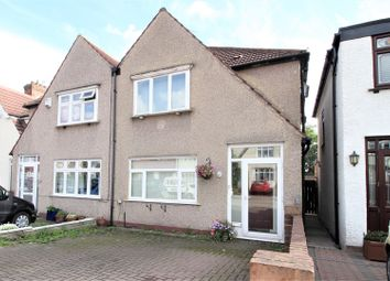 Thumbnail 3 bed semi-detached house for sale in Glenview, Abbeywood