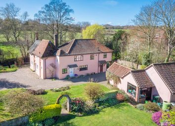 Thumbnail 5 bedroom detached house for sale in Polstead, Colchester, Suffolk