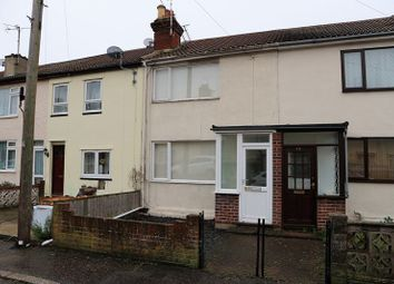 Thumbnail 2 bedroom terraced house for sale in Vansittart Street, Harwich