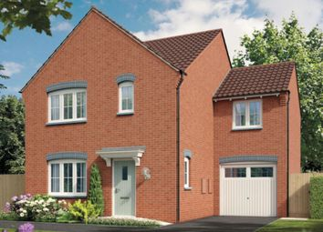 Thumbnail 4 bed detached house for sale in Cranwell Ashberry Homes Robins Wood Road, Nottingham