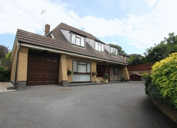 Thumbnail 5 bed detached house for sale in Talbot Road, Oxton, Wirral