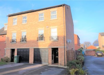 Thumbnail 3 bedroom town house for sale in The Point, Wakefield