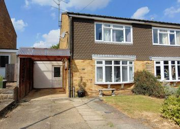 Thumbnail Semi-detached house for sale in Kislingbury Road, Bugbrooke