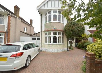 Thumbnail 4 bed semi-detached house for sale in Rosedene Gardens, Clayhall, Essex