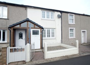 Thumbnail 2 bed cottage for sale in Moorside, Aspatria, Wigton, Cumbria