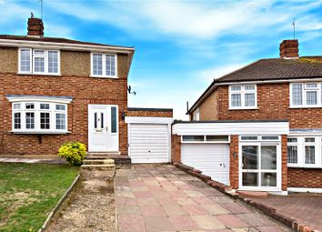 Thumbnail 3 bed semi-detached house for sale in South View Close, Bexley, Kent
