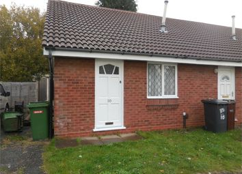 Thumbnail 1 bedroom semi-detached bungalow to rent in Snowdon Way, Oxley, Wolverhampton
