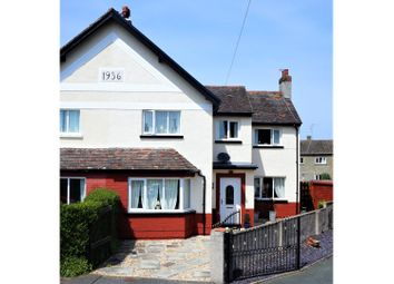 Thumbnail 4 bed semi-detached house for sale in Belvedere Place, Llandudno