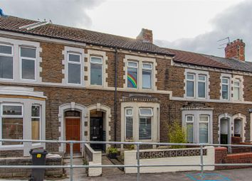 Thumbnail 3 bed property for sale in Pearl Street, Roath, Cardiff
