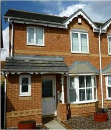 Thumbnail 3 bed semi-detached house for sale in Whin Meadows, Hartlepool