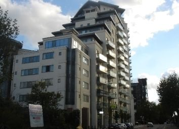 Thumbnail 1 bed flat to rent in City Tower, Cross Harbour, South Quays, Canary Wharf, London