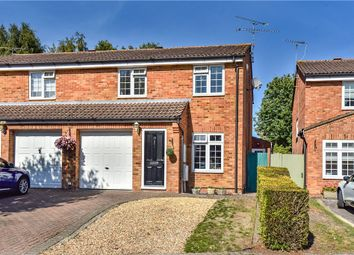 Thumbnail 3 bed semi-detached house for sale in Appletree Way, Heath Park, Sandhurst