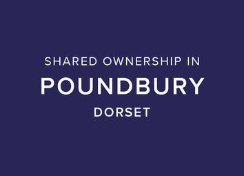 Thumbnail 2 bedroom flat for sale in Hayward Road, Poundbury, Dorset