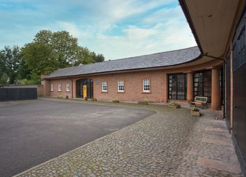 Thumbnail 4 bed detached house for sale in Halleaths, Lockerbie