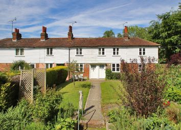 Thumbnail 2 bed terraced house for sale in Pound Cottage, Wilsley Pound, Cranbrook, Kent