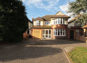 Thumbnail 4 bed detached house for sale in Edenfield Gardens, Worcester Park